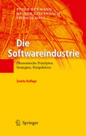 eBook Die Softwareindustrie Cover