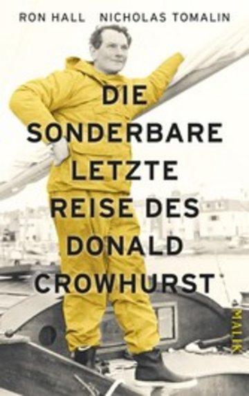 eBook Die sonderbare letzte Reise des Donald Crowhurst Cover