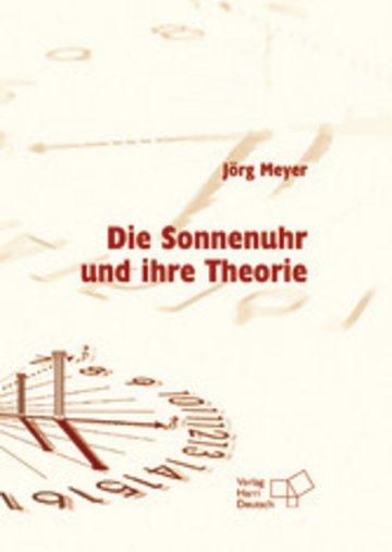 eBook Die Sonnenuhr und ihre Theorie Cover