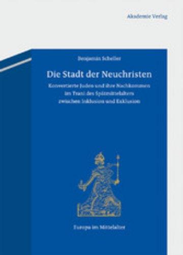 eBook Die Stadt der Neuchristen Cover