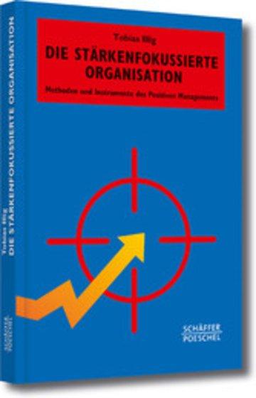 eBook Die stärkenfokussierte Organisation Cover