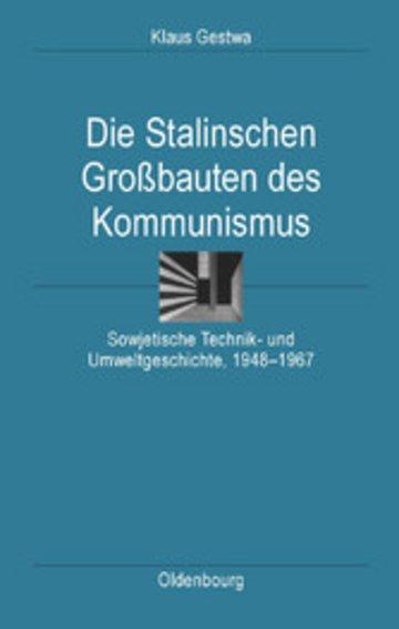 eBook Die Stalinschen Großbauten des Kommunismus Cover
