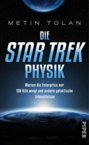 eBook Die STAR TREK Physik Cover