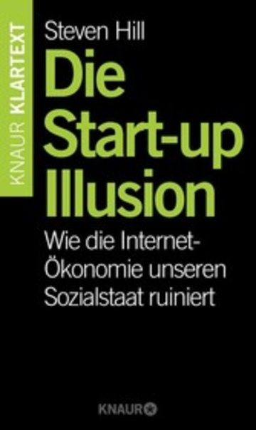 eBook Die Start-up-Illusion Cover
