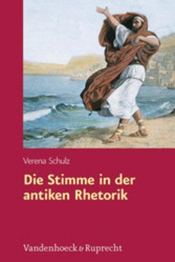 eBook Die Stimme in der antiken Rhetorik Cover