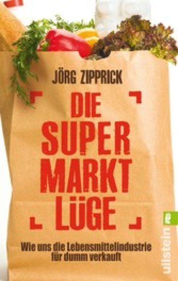 eBook Die Supermarkt-Lüge Cover