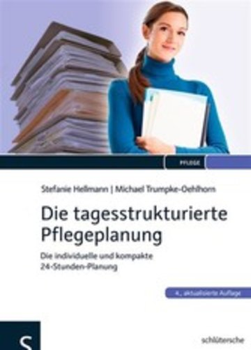 eBook Die tagesstrukturierte Pflegeplanung Cover