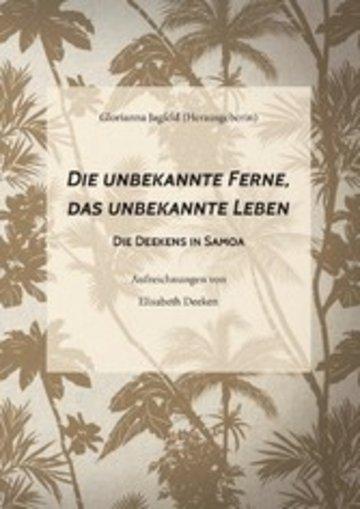 eBook Die unbekannte Ferne, das unbekannte Leben Cover