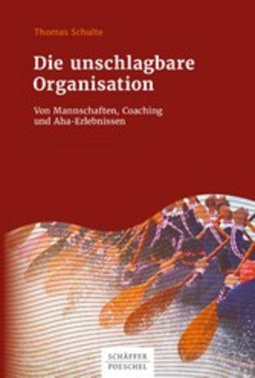 eBook Die unschlagbare Organisation Cover