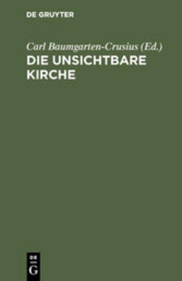 eBook Die unsichtbare Kirche Cover