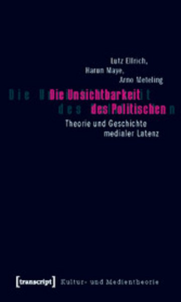 eBook Die Unsichtbarkeit des Politischen Cover