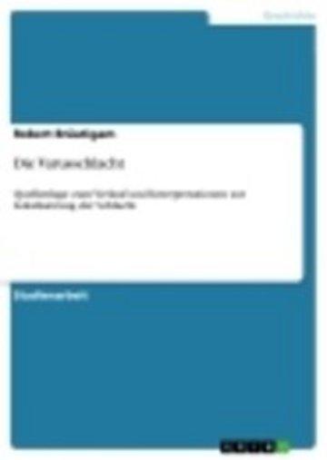eBook Die Varusschlacht Cover