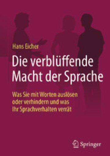 eBook Die verblüffende Macht der Sprache Cover