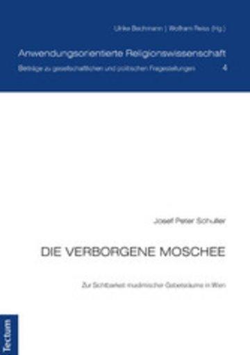 eBook Die verborgene Moschee Cover