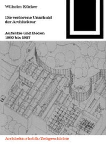 eBook Die verlorene Unschuld der Architektur Cover