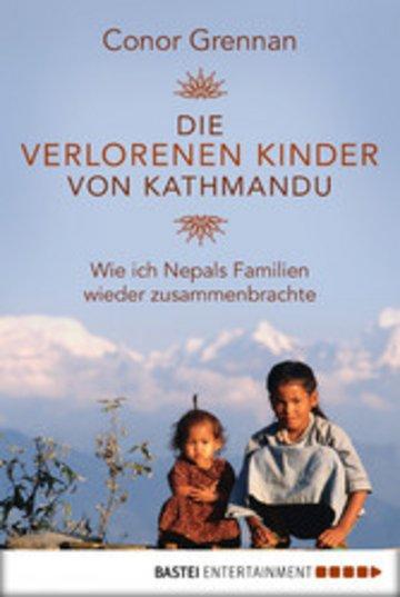eBook Die verlorenen Kinder von Kathmandu Cover