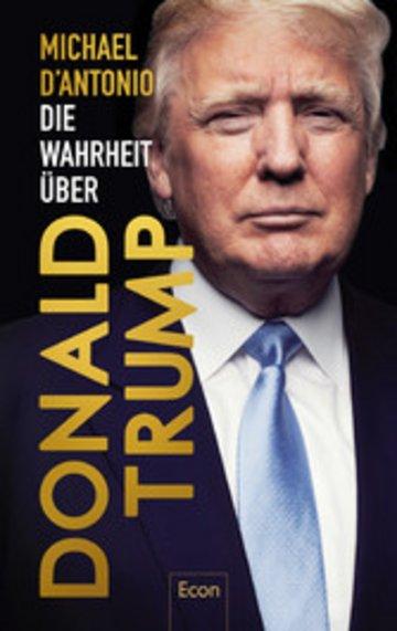 eBook Die Wahrheit über Donald Trump Cover