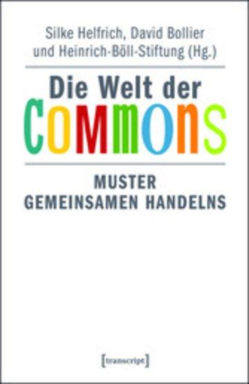 eBook Die Welt der Commons Cover