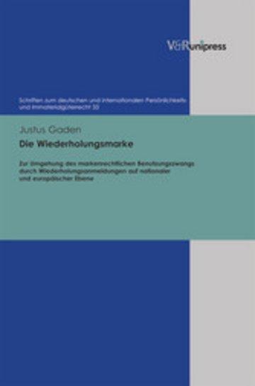 eBook Die Wiederholungsmarke Cover