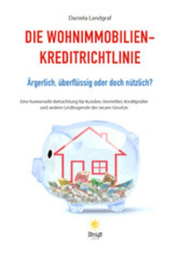 eBook Die Wohnimmobilienkreditrichtlinie Cover