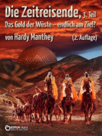 eBook Die Zeitreisende, Teil 3 Cover