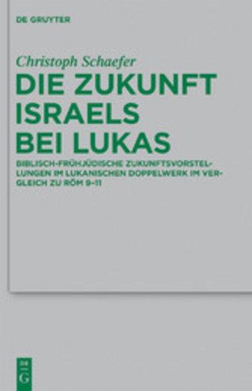 eBook Die Zukunft Israels bei Lukas Cover