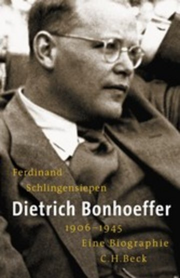 eBook Dietrich Bonhoeffer 1906-1945 Cover