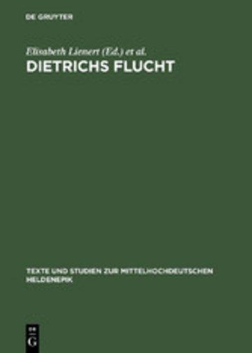 eBook Dietrichs Flucht Cover