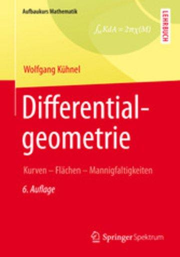 eBook Differentialgeometrie Cover