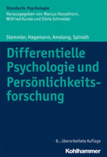 eBook Differentielle Psychologie und Persönlichkeitsforschung Cover
