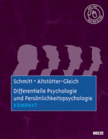 eBook Differentielle Psychologie und Persönlichkeitspsychologie kompakt Cover
