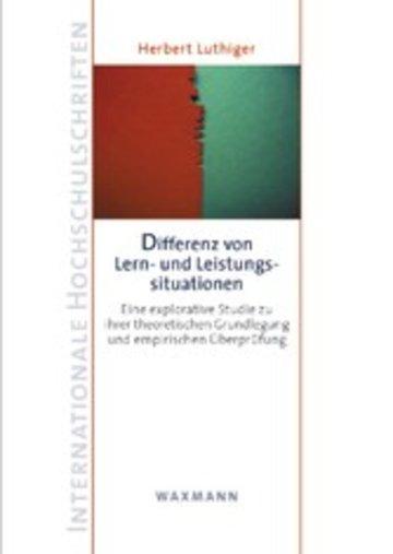 eBook Differenz von Lern- und Leistungssituationen Cover