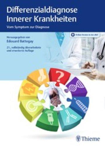 eBook Differenzialdiagnose Innerer Krankheiten Cover