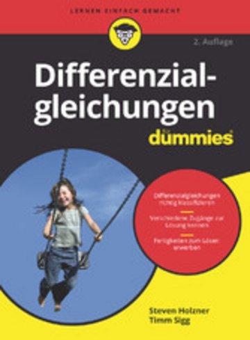 eBook Differenzialgleichungen für Dummies Cover