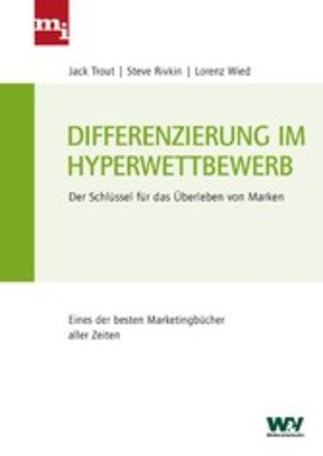 eBook Differenzierung im Hyperwettbewerb Cover