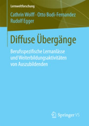 eBook Diffuse Übergänge Cover