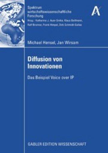 eBook Diffusion von Innovationen Cover