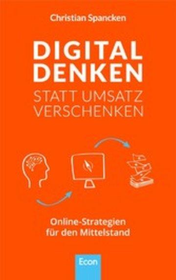 eBook Digital denken statt Umsatz verschenken Cover