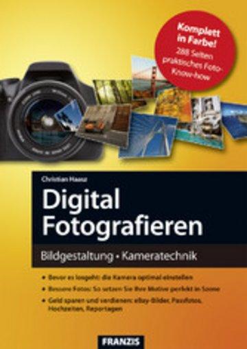 eBook Digital Fotografieren Cover