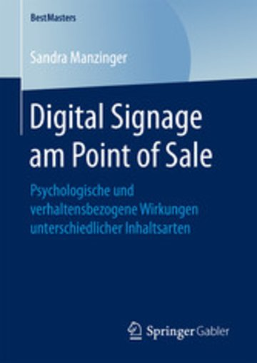 eBook Digital Signage am Point of Sale Cover