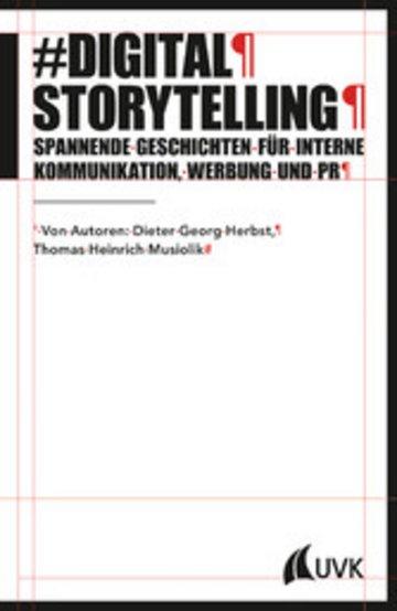 eBook Digital Storytelling Cover