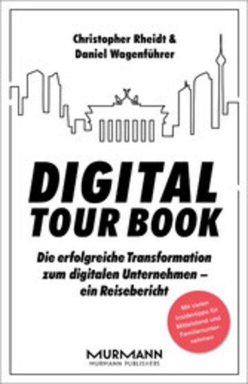 eBook Digital Tour Book Cover