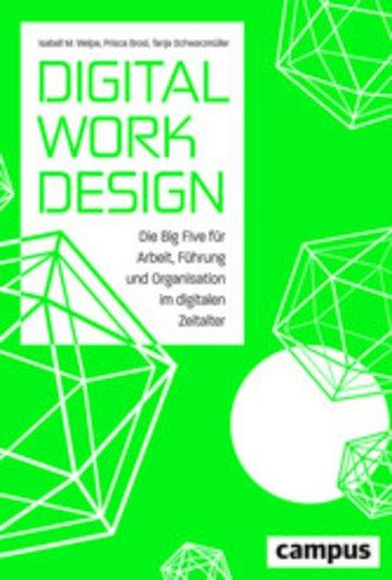 eBook Digital Work Design Cover