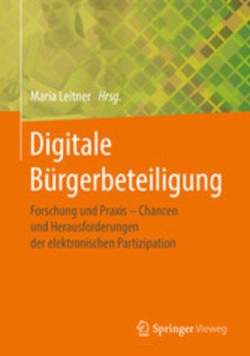 eBook Digitale Bürgerbeteiligung Cover