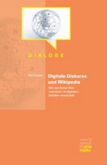 eBook Digitale Diskurse und Wikipedia Cover