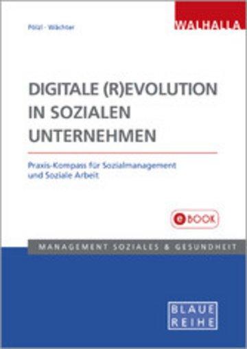 eBook Digitale (R)Evolution in Sozialen Unternehmen Cover