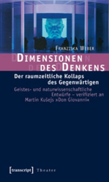 eBook Dimensionen des Denkens Cover