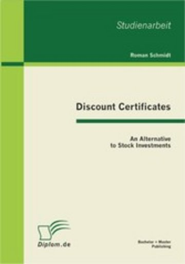 eBook Discount Certificates: An Alternative to Stock Investments Cover
