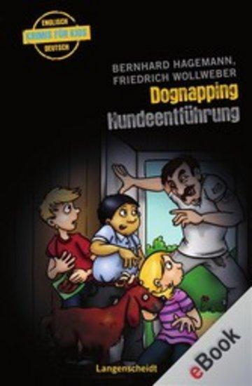 eBook Dognapping - Hundeentführung Cover