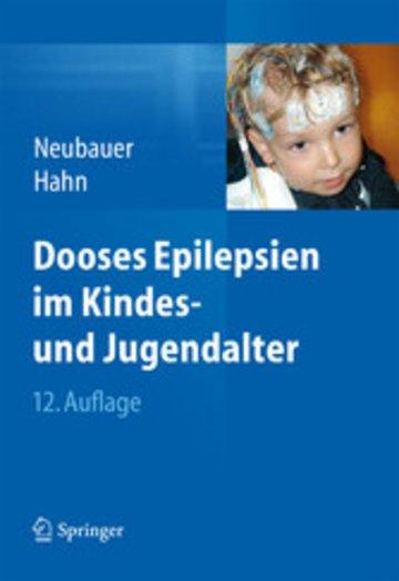 eBook Dooses Epilepsien im Kindes- und Jugendalter Cover